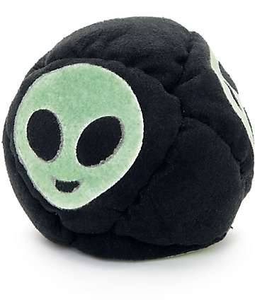 World Footbag Alien Stellar Staller Hacky Sack