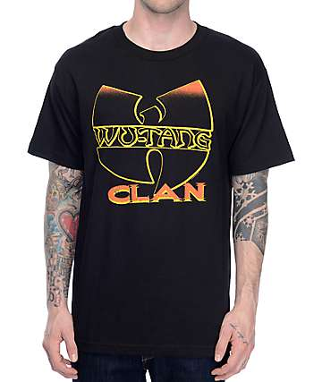 Wu-Tang Clan Black T-Shirt