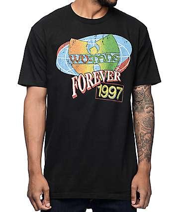 Wu Tang Forever camiseta negra