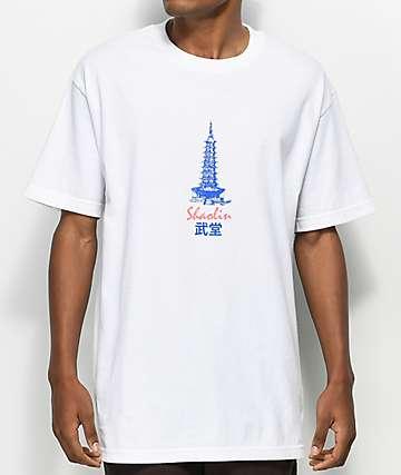 Wu-Wear Shaolin White T-Shirt