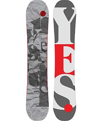 YES. Typo 156cm tabla ancha de snowboard