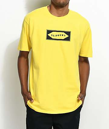 YRN Slippery Yellow T-Shirt