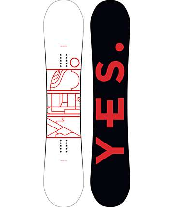 Yes Jackpot 149cm Snowboard