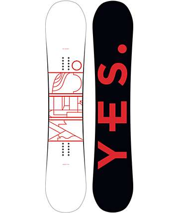 Yes Jackpot 152cm Snowboard