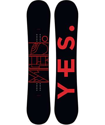 Yes Jackpot 156cm Wide Snowboard