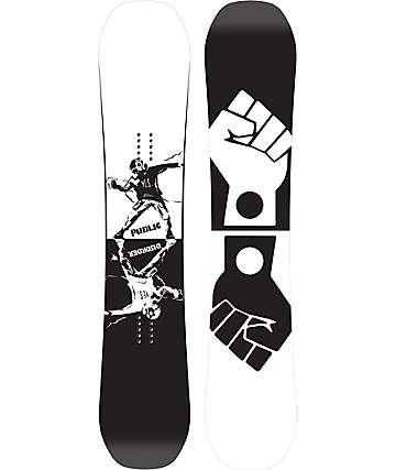 Yes Public 151cm Snowboard