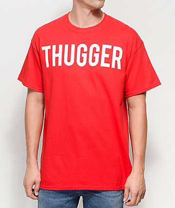 Young Thug Snake Red T-Shirt