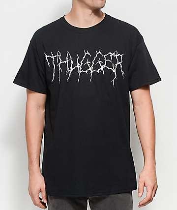 Young Thug Thugger Black T-Shirt