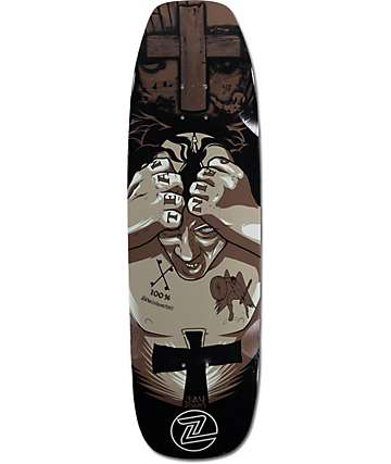 "Z-Flex Jay Adams Master Crafted 9.375"" Skateboard Deck"