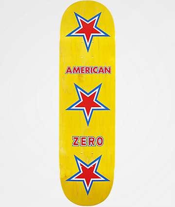 "Zero American 8.625"" Skateboard Deck"