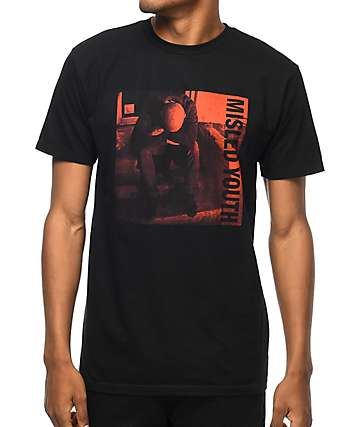 Zero Anthology camiseta negra