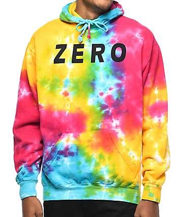 Zero Army Tie Dye Hoodie