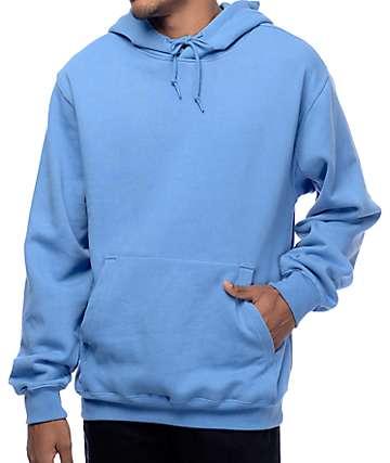 Zine Beiwatch Blue Hoodie