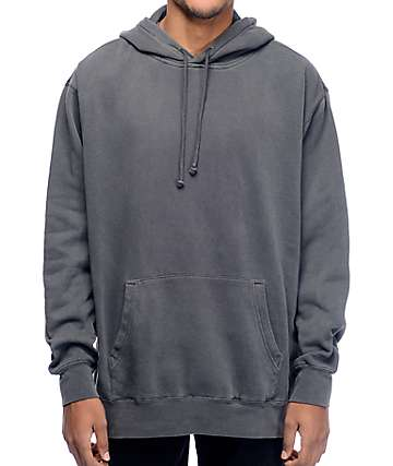 Zine Bombei sudadera gris con capucha