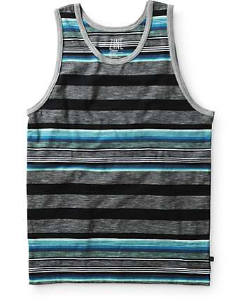 Zine Boys Wiley Stripe Tank Top