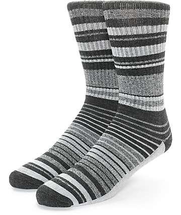 Zine Cobalt Crew Socks