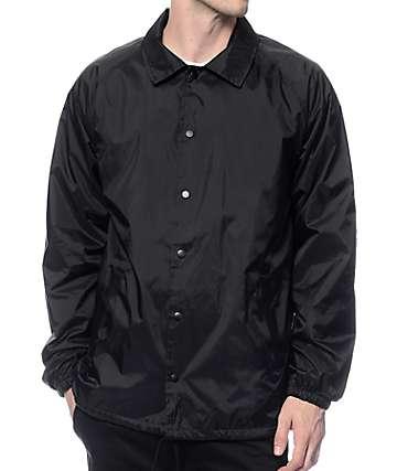 Zine Ghostwriter chaqueta negra entrenador
