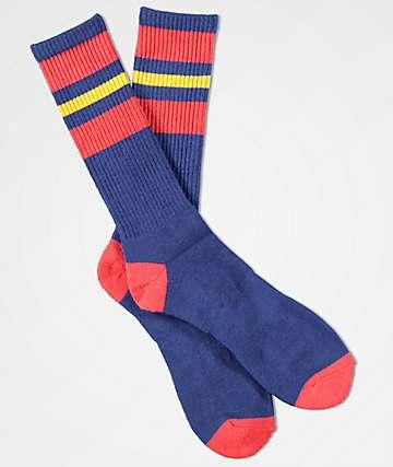 Zine Mania Crew Socks