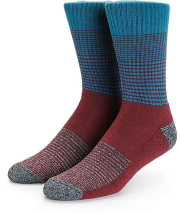 Zine Mod Crew Socks
