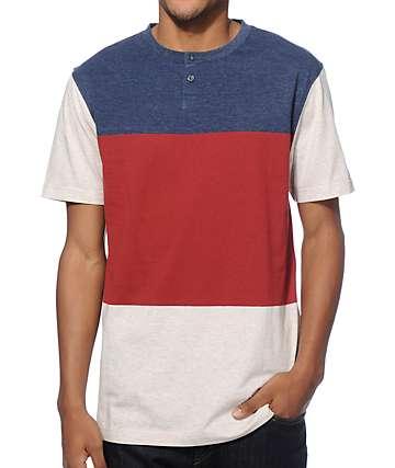 Zine Neapolitan Henley T-Shirt