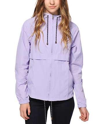 Zine Nola Lavender Windbreaker Jacket