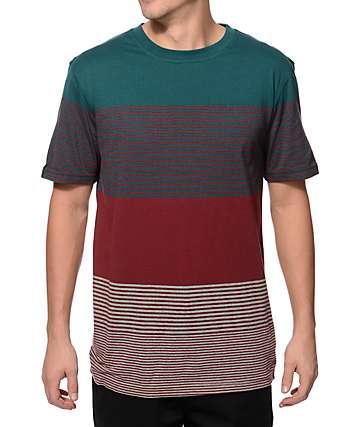 Zine Palette Stripe T-Shirt