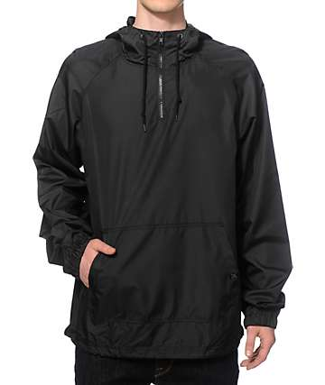 Zine Ray Half Zip Windbreaker
