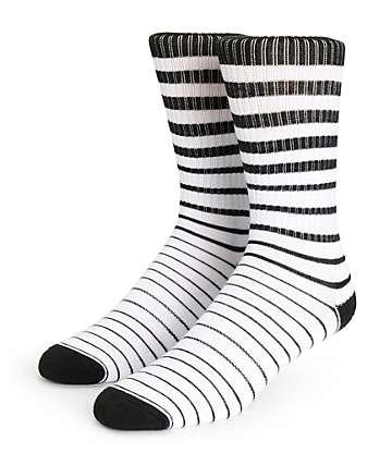 Zine Ref Crew Socks