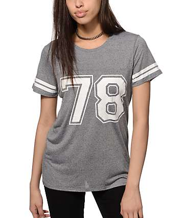 Zine Sherman 78 Football Tee