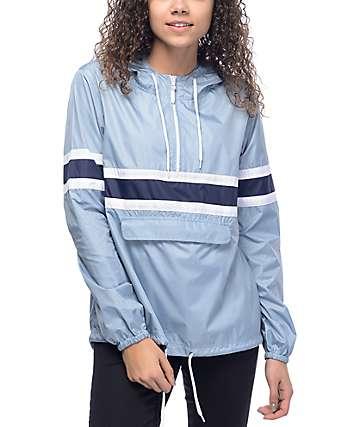 Brands Zine Girls Windbreaker Jacket | Zumiez