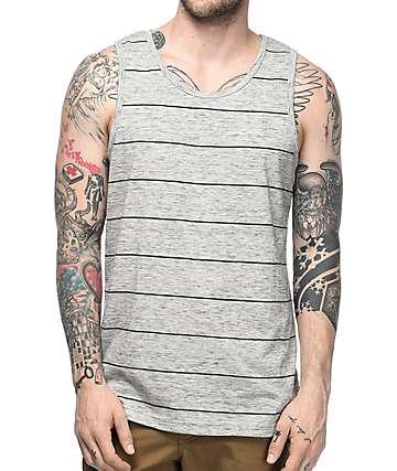 Zine Strapped camiseta a rayas sin mangas