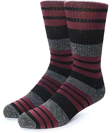 Zine Street calcetines marrones