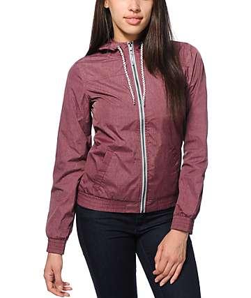 Zine Taya Pop Fig Windbreaker Jacket