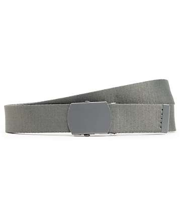 Zine Webster Charcoal Web Belt