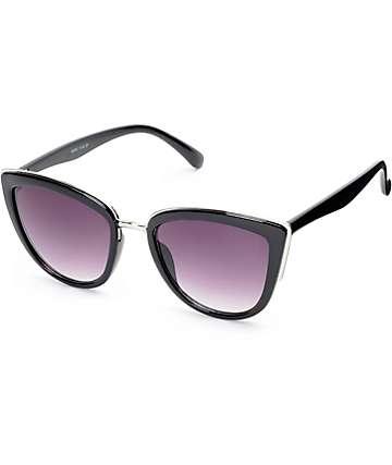 Zoe gafas de sol en negro