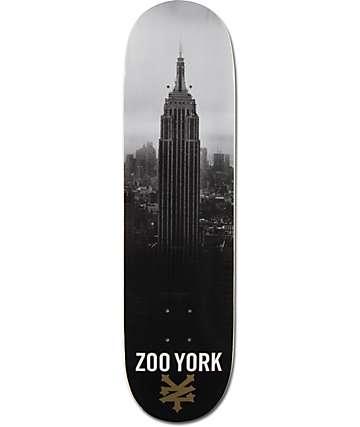 "Zoo York Empire State 8.25"" Skateboard Deck"