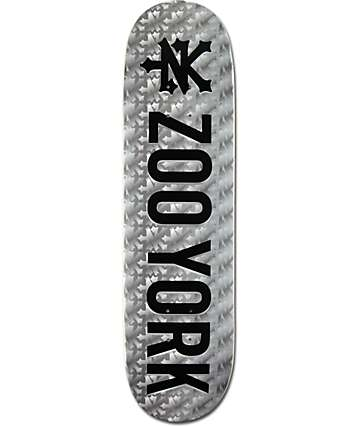 "Zoo York Photo Incentive Prismatic 8.25"" Skateboard Deck"