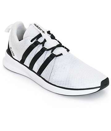 adiads SL Loop Racer White Shoes