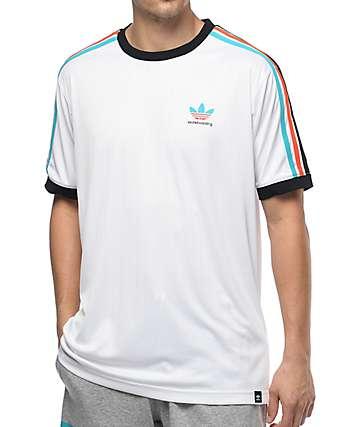adidas ADV Clima Club jersey blanco