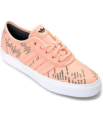 adidas AdiEase Gonz Pink Shoes
