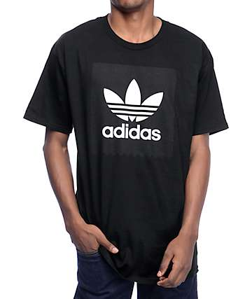 adidas Blackbird Black T-Shirt
