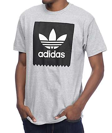 adidas Blackbird Grey T-Shirt