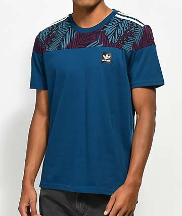 adidas Blackbird Palm T-Shirt