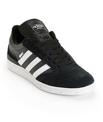 adidas Busenitz Wax Canvas Skate Shoes