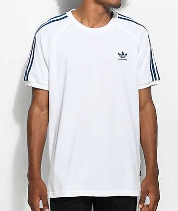 adidas California 2.0 camiseta blanca