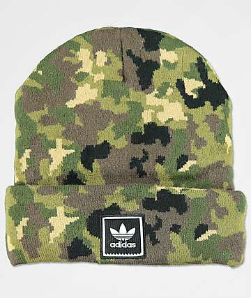 adidas Camo Beanie
