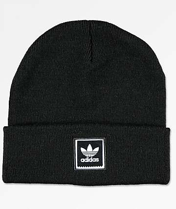 adidas Cane Black Beanie