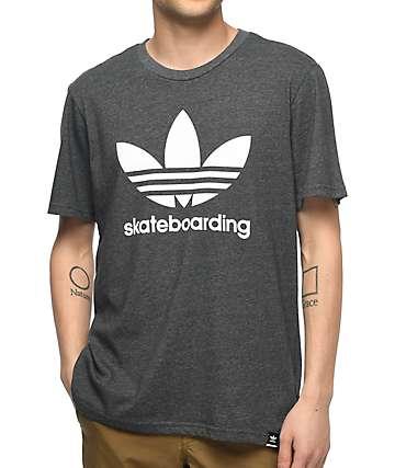 adidas Clima 3.0 Grey T-Shirt