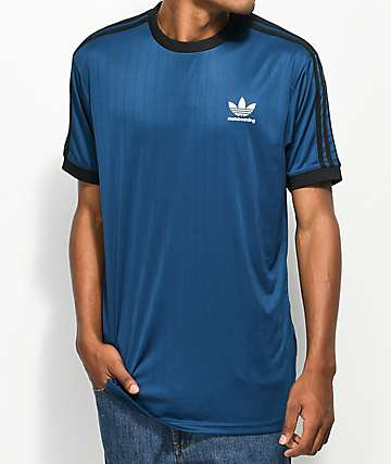 adidas Clima Club Navy & Black Jersey