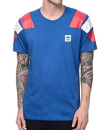 adidas Copa France Blue T-Shirt